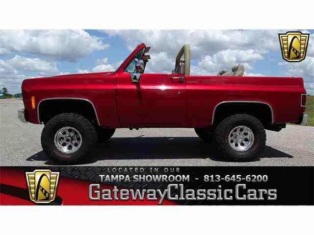 1975 Chevrolet Blazer | 975680