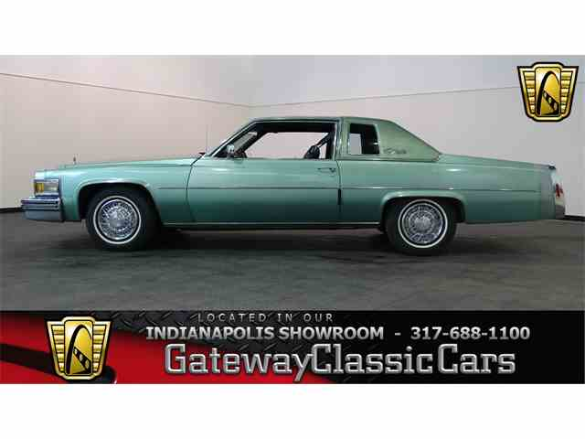 1978 Cadillac Coupe DeVille   975690
