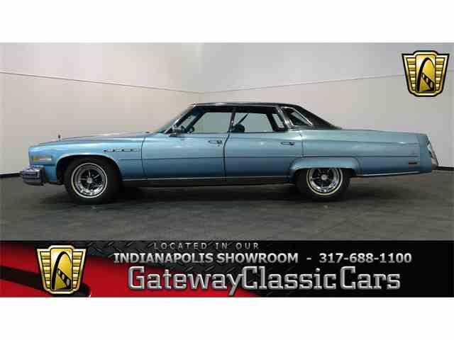 1976 Buick Park Avenue Limited | 975691