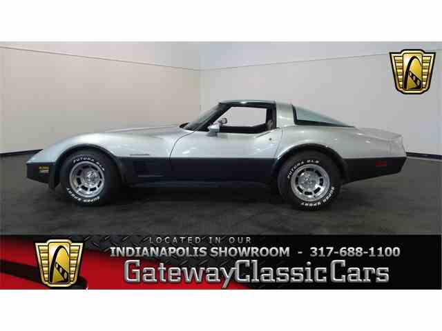 1982 Chevrolet Corvette | 975695