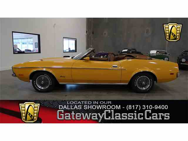 1971 Ford Mustang | 975698