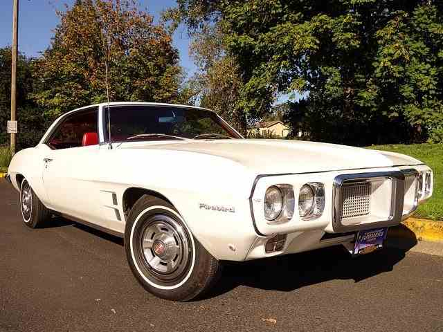 1969 Pontiac Firebird | 975710