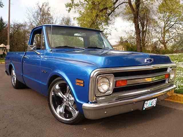 1969 Chevrolet Pickup | 975713