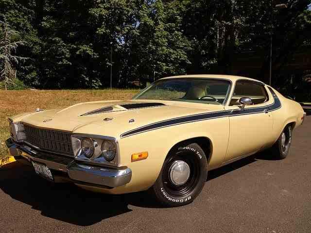 1973 Plymouth Satellite | 975715