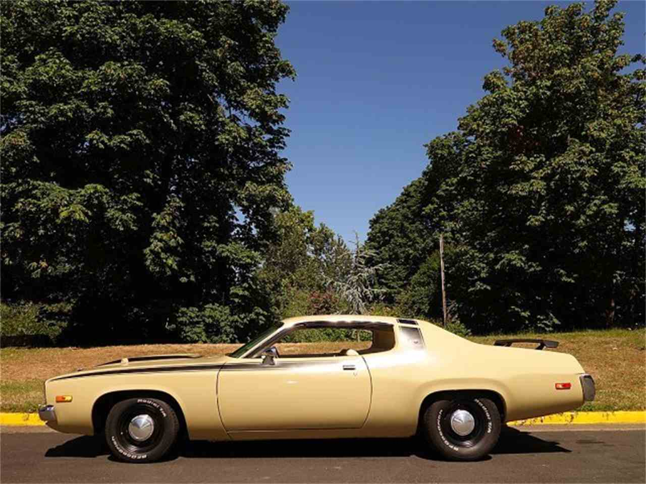 1973 plymouth satellite for sale cc 975715. Black Bedroom Furniture Sets. Home Design Ideas