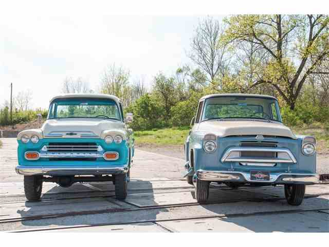 1957 International A120 Pickup | 975720