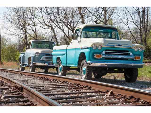 1959 Chevrolet 3100 Apache Fleetside | 975722
