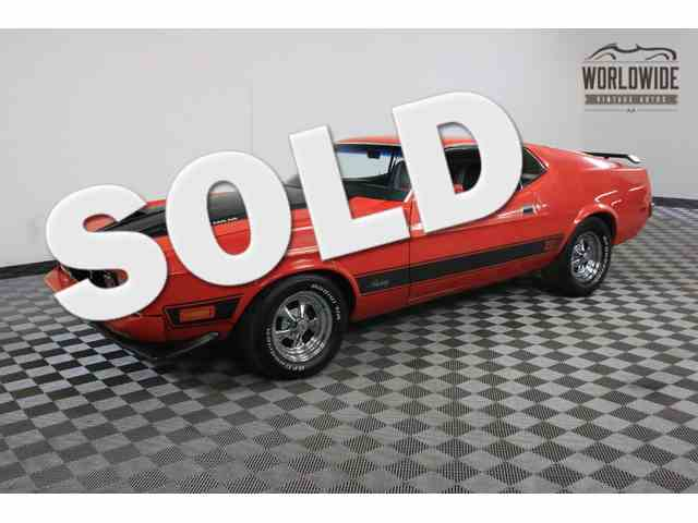 1973 Ford Mustang | 975726