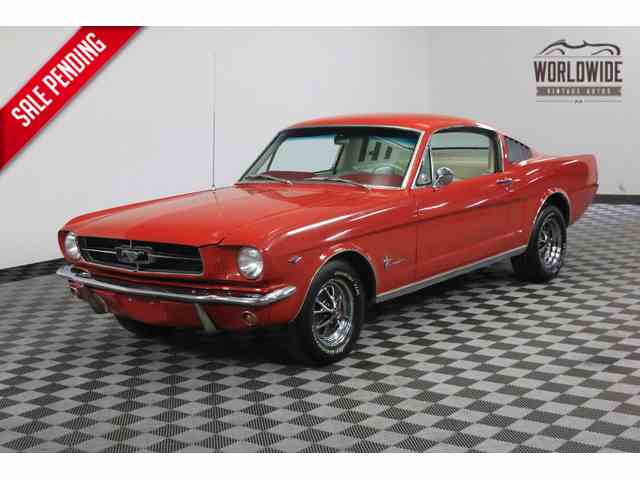 1965 Ford Mustang | 975732