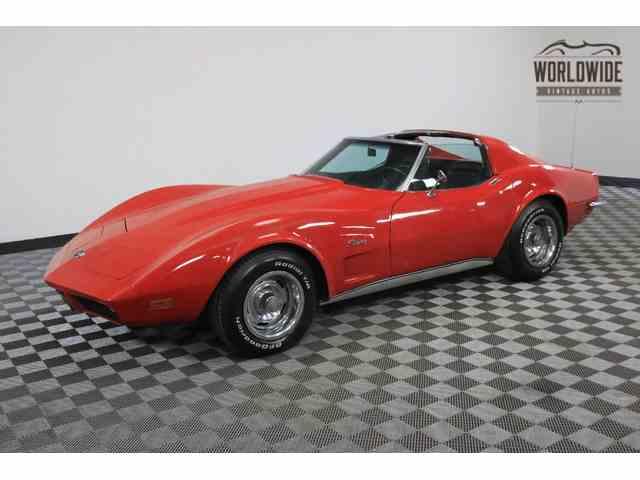 1973 Chevrolet Corvette | 975733