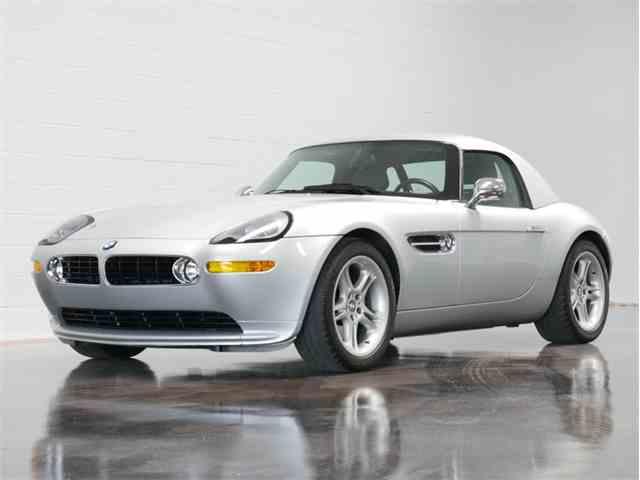 2001 BMW Z8 | 975737