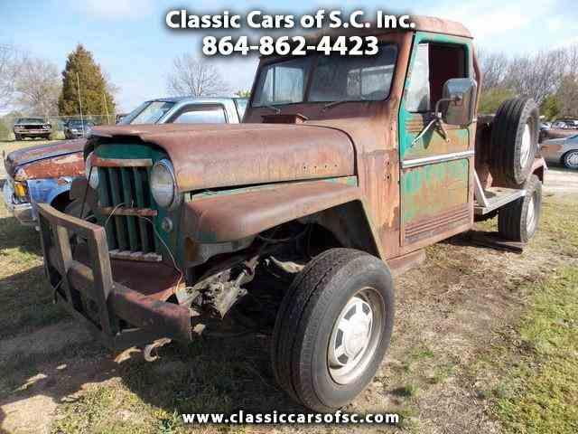 1960 Jeep Jeepster | 975763