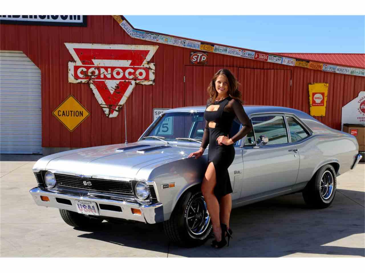 1969 Chevrolet Nova Ss For Sale Classiccars Com Cc 975770