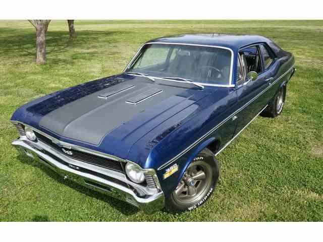 1970 Chevrolet Nova   975772