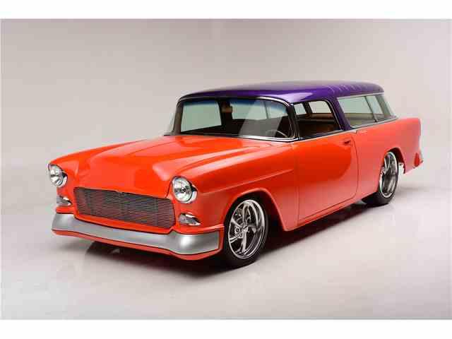 1955 Chevrolet Nomad | 975774