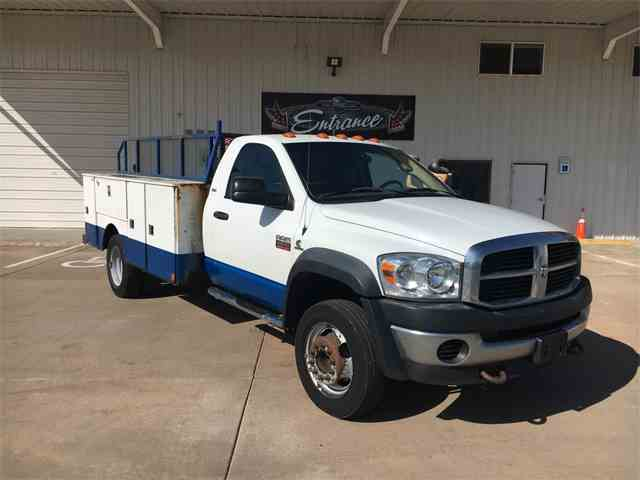 2008 Dodge Ram 4500 HD Chassis | 975775