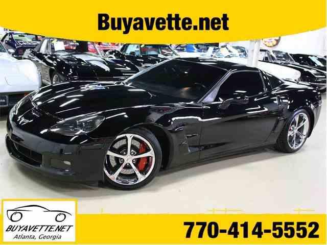 2011 Chevrolet Corvette | 975776