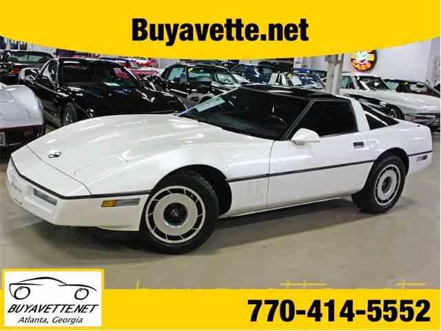 1985 Chevrolet Corvette | 975778