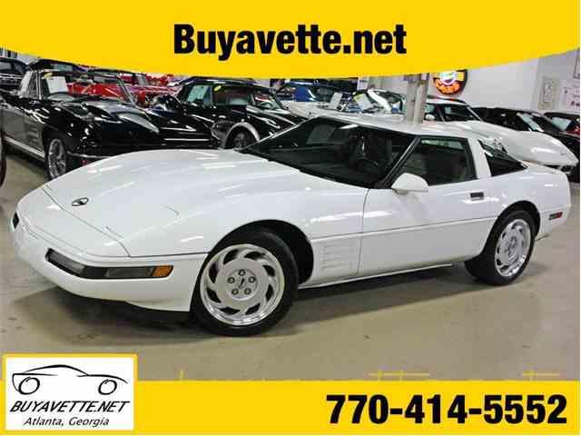 1992 Chevrolet Corvette | 975780
