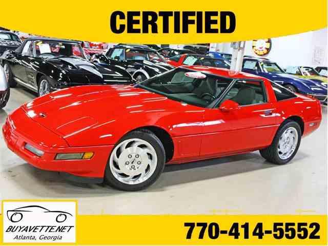 1996 Chevrolet Corvette   975781