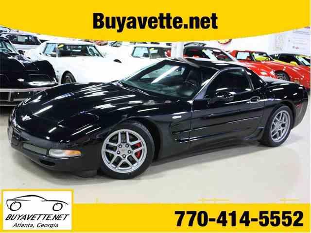 2003 Chevrolet Corvette | 975782
