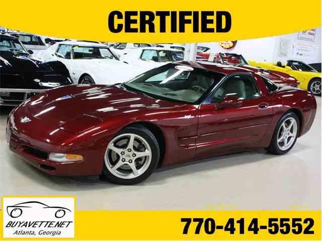 2003 Chevrolet Corvette | 975783