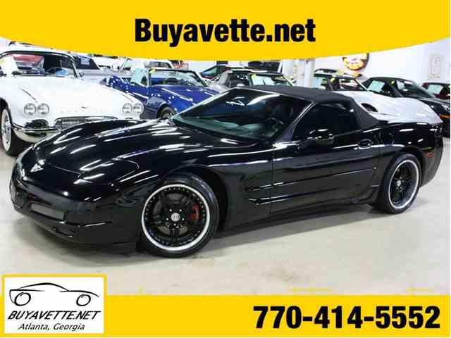 2003 Chevrolet Corvette | 975784