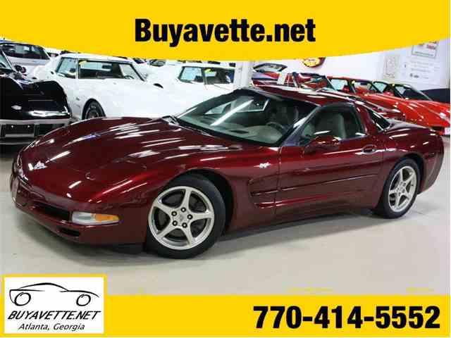 2003 Chevrolet Corvette | 975785