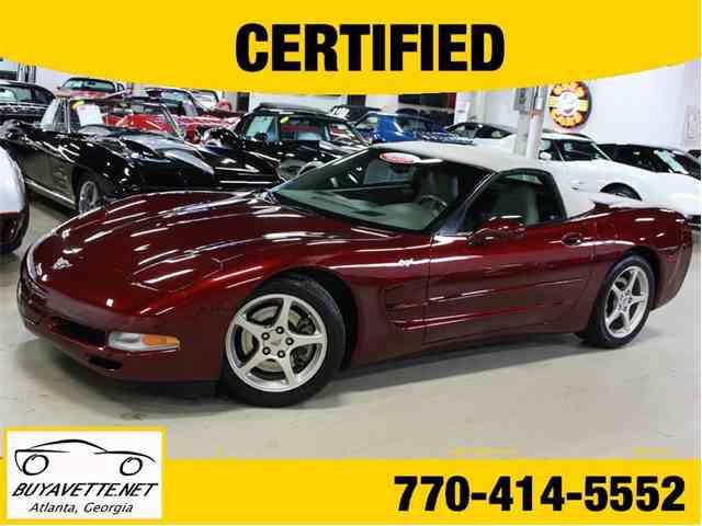 2003 Chevrolet Corvette   975787