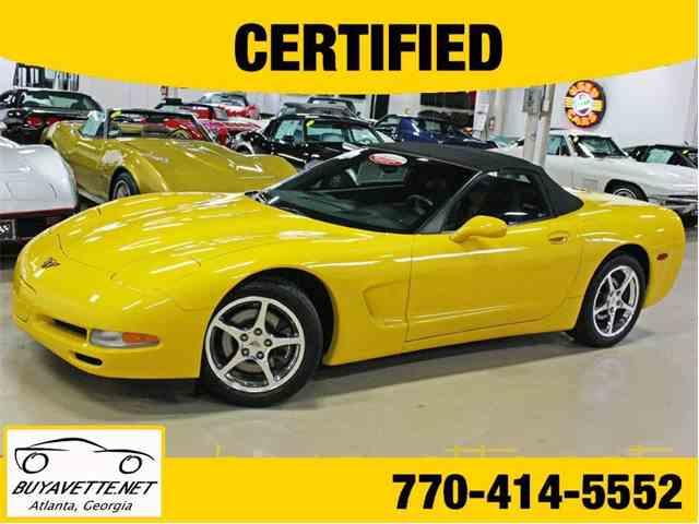 2004 Chevrolet Corvette | 975788