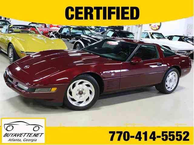 1993 Chevrolet Corvette | 975791