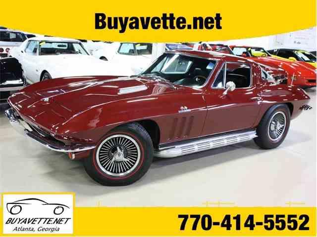 1965 Chevrolet Corvette | 975792