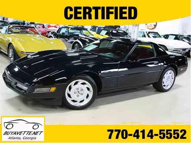 1991 Chevrolet Corvette | 975793