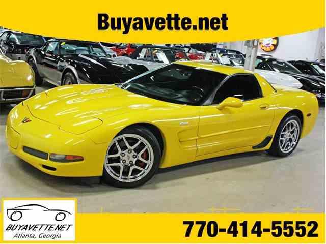 2002 Chevrolet Corvette | 975795