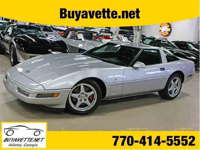 1996 Chevrolet Corvette | 975796