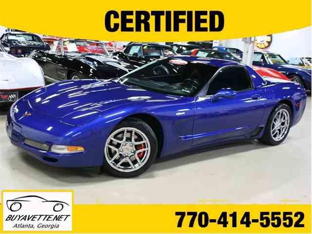 2002 Chevrolet Corvette | 975797