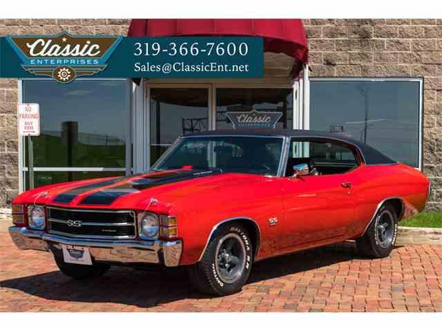 1971 Chevrolet Chevelle SS | 975798