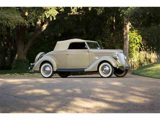 1936 Ford Deluxe | 970058