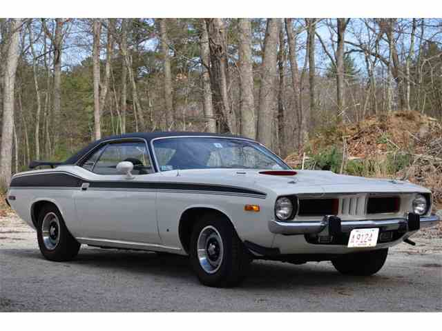1973 Plymouth Barracuda | 975804