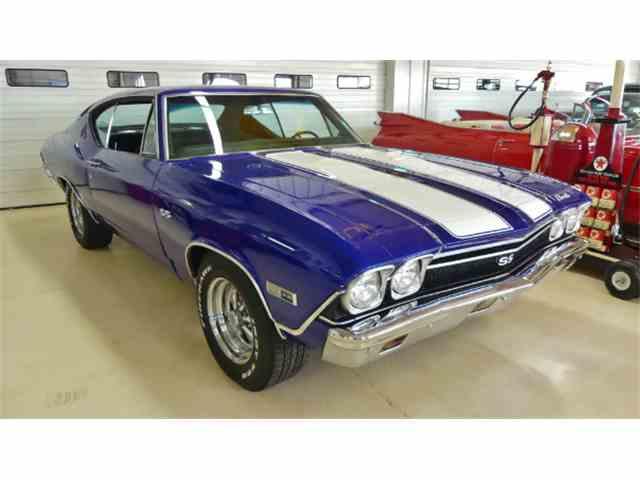 1968 Chevrolet Malibu | 975807