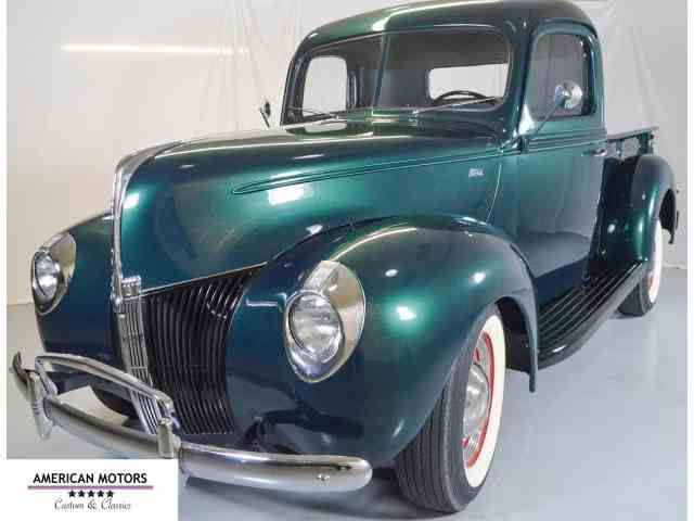 1940 Ford Pickup | 970581
