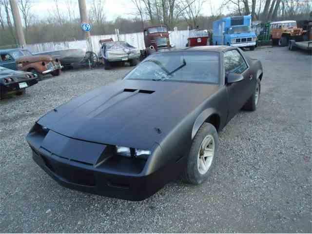 1986 Chevrolet Camaro | 975813