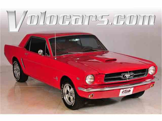 1965 Ford Mustang | 975816