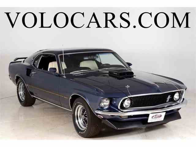 1969 Ford Mustang Mach 1 | 975817