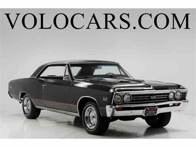 1967 Chevrolet Chevelle SS | 975818