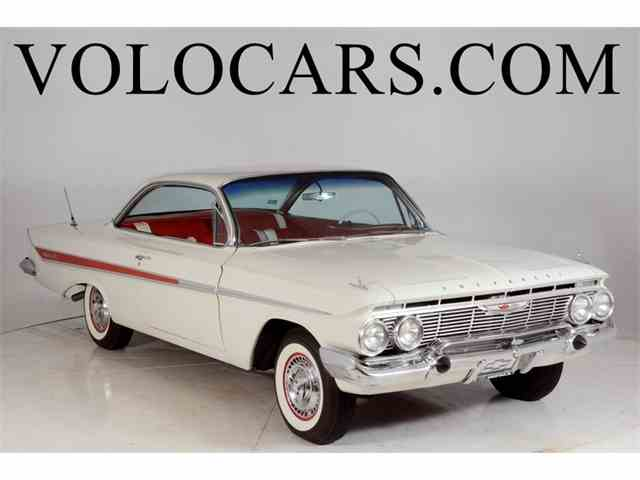 1961 Chevrolet Impala SS | 975820