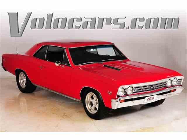 1967 Chevrolet Chevelle SS | 975821