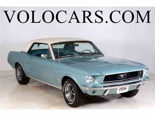 1968 Ford Mustang | 975824
