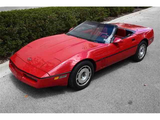 1987 Chevrolet Corvette | 975829