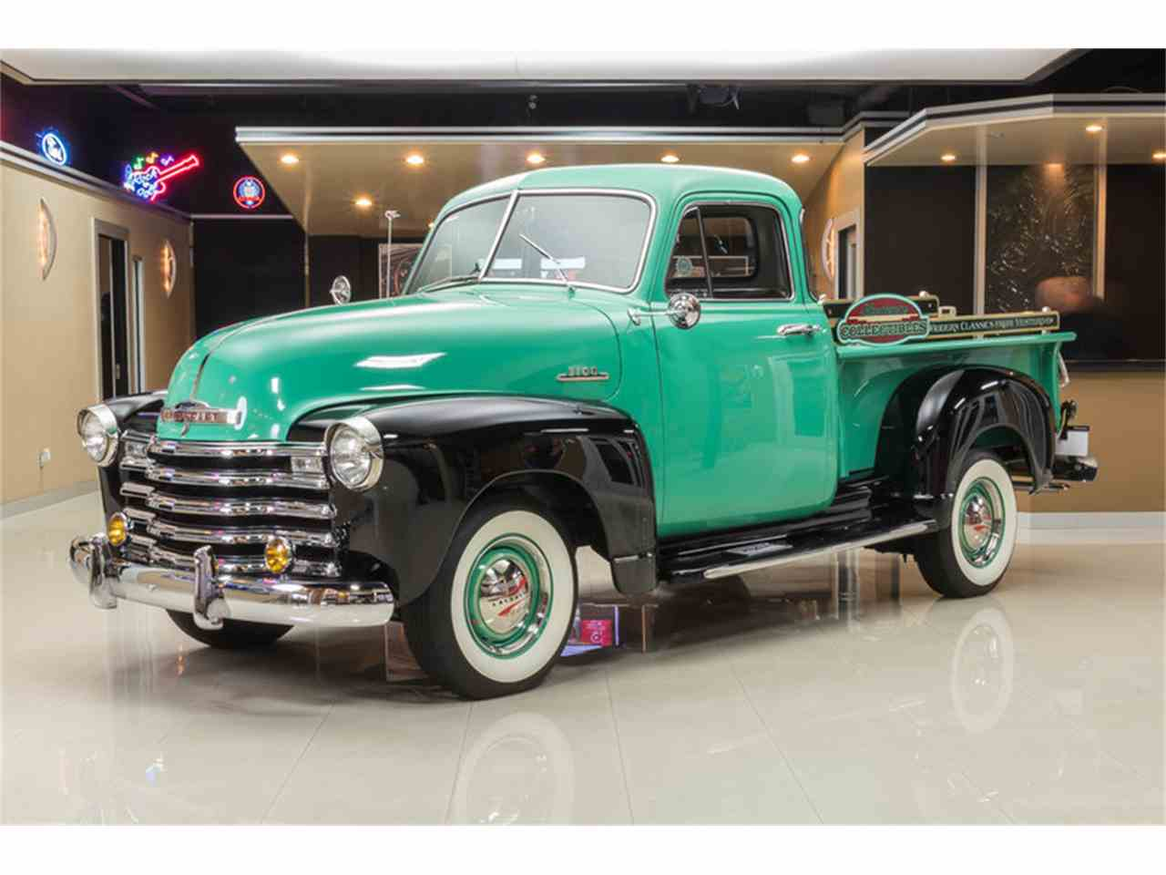 1953 chevrolet 3100 5 window pickup for sale classiccars for 1953 chevy 5 window pickup